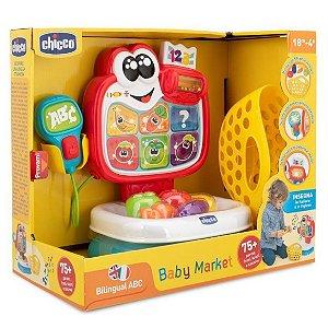 Brinquedo Atividades Market Vendinha Bilingue Chicco 57262