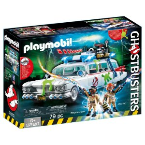 Brinquedo Playmobil Os Caça Fantasmas Veiculo Ecto-1 9220