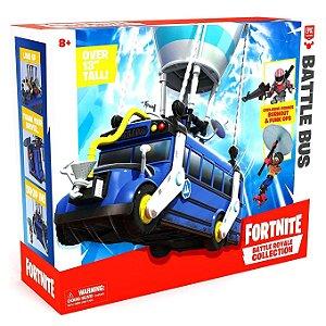 Brinquedo Fortnite Battle Royale Onibus de Batalha Fun 84711
