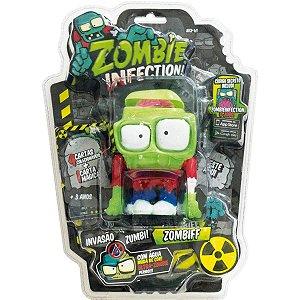 Brinquedo Figura Zombie Infection Zumbi Sortido Fun 81121