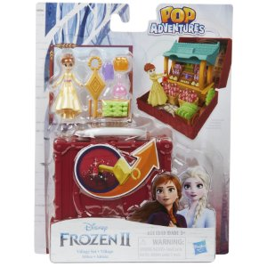 Mini Playset Frozen 2 Pop Adventures A Aldeia Hasbro E6545