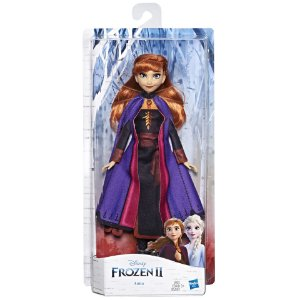 Boneca Classica Articulada Disney Frozen 2 Anna Hasbro E5514