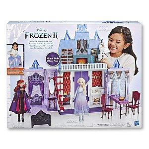 Brinquedo Frozen 2 Castelo Maleta de Arendelle Hasbro E5511