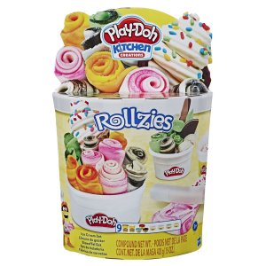 Play Doh Kitchen Creations Rollzies Fabrica de Sorvete E8055