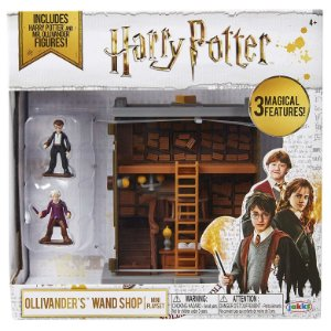 Harry Potter Mini Playset Ollivanders Wand Shop Sunny 2111