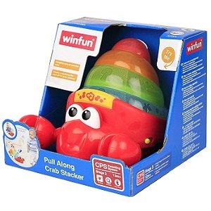 Brinquedo Infantil Amiguinho Caranguejo Eletronico 000747