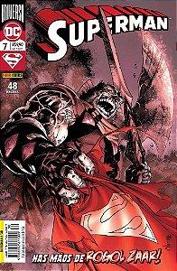 Hq DC Comics Superman Numero 30 / 7 com 48 Paginas Panini
