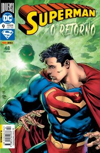Hq DC Comics Superman Numero 32 / 9 com 48 Paginas Panini