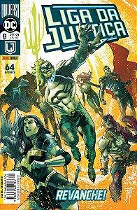 Hq DC Liga da Justiça Numero 31 / 8 com 64 Paginas Panini