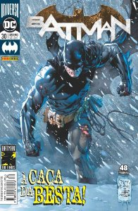 Hq DC Batman Renascimento Volume 30 com 48 Paginas Panini