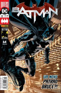 Hq DC Batman Renascimento Volume 32 com 64 Paginas Panini