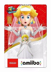 Amiibo Edição Super Mario Odyssey Peach Original Lacrado