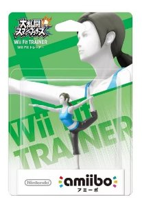 Amiibo Wii Fit Trainer Super Smash Bros Nintendo Switch