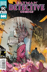 Hq Batman Detective Comics Volume 30 com 48 Paginas Panini