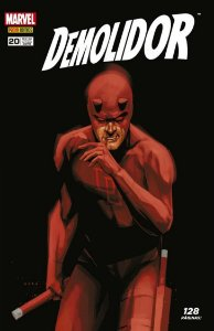 Hq Marvel Demolidor Volume 20 com 128 Paginas Panini Comics