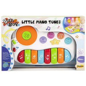 Brinquedo Infantil Pìaninho Divertido Beat Bop WinFun 002001