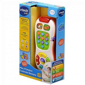 Brinquedo Infantil Meu Primeiro Controle Remoto VTech 150320