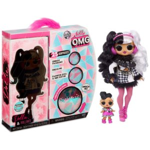 Boneca Lol Surprise Omg Winter Disco Series Dollie Doll 8935