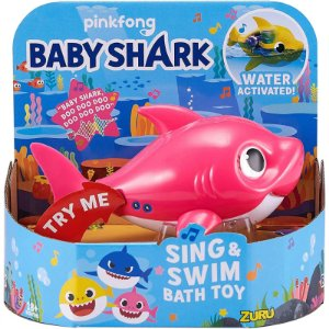 Brinquedo Zuru Robo Alive Junior Mommy Shark da Candide 1118