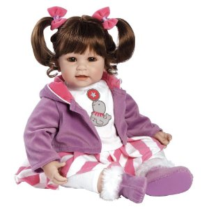 Boneca Adora Doll Toddler Time Baby Balancing Act Shiny Toys