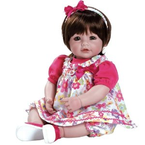 Boneca Adora Doll Toddler Time Baby Love e Joy Shiny Toys