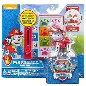 Figura A Patrulha Canina Pack Marshall Back Flip Sunny 1301