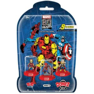 Mini Figura Colecionavel Domez Surpresa Marvel 80 Anos 2146