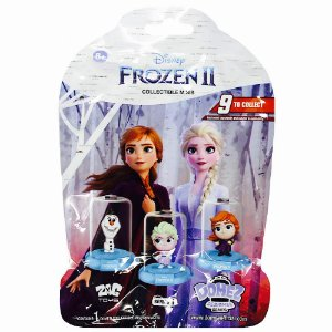 Mini Figura Colecionavel Domez Surpresa Disney Frozen 2 2147