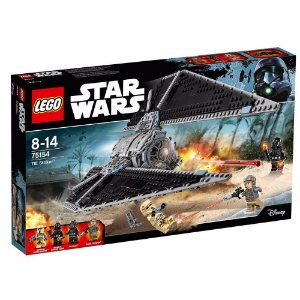 Brinquedo Novo Lego Star Wars Tie Striker Original 75154