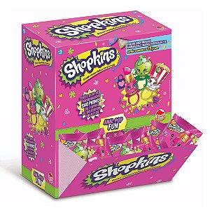 Doce Pirulito Shopkins Anel Pop Caixa com 32 Sortidos 4073