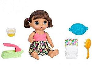 Brinquedo Baby Alive Super Snacks Adoro Macarrão C0963
