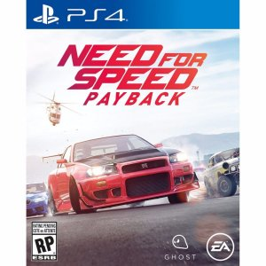 Jogo Midia Fisica Need For Speed Payback Para Ps4