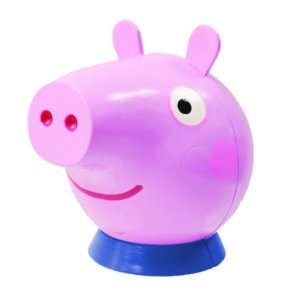 Doce Pastilha e Surpresa Peppa Pig Unitario Sortido Dtc 4449