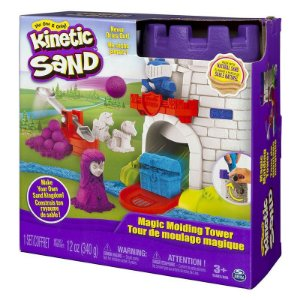 Novo Brinquedo Massa Areia Torre Mágica Sunny 1807 massareia