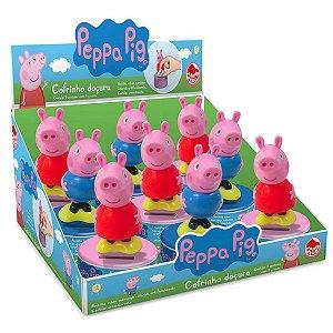 Doce Bala e Cofrinho Peppa Pig Caixa com 9 Sortidos Dtc 4822