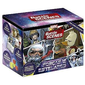 Master Box Battle Scenes Marvel Forças Estelares da Copag