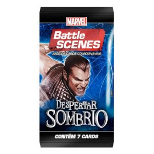 Blister Cards Battle Scenes Despertar Sombrio Unitario Copag