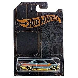 Veiculo Hot Wheels Satin e Cromado 63 Chevy 2 Mattel Ghh73