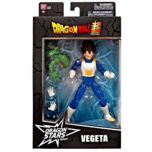 Dragon Ball Z Super Vegeta Dragon Stars Series Bandai 35855