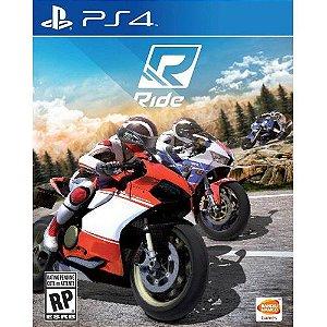 Jogo Mídia Física Ride 1 Original Para Playstation Ps4