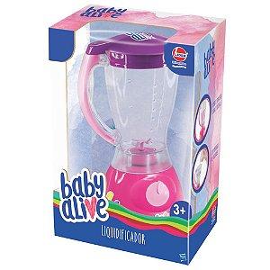 Brinquedo Baby Alive Liquidificador com Som da Lider 2121