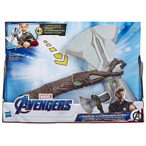 Brinquedo Thor Martelo Eletrônico Guerra Infinita E0617
