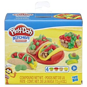 Massinha Play Doh Kitchen Creations Comidinha Mexicana E6686