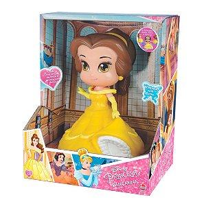 Boneca Disney Mini Princesas Bella Dançarina da Lider 2824