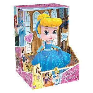 Boneca Disney Mini Princesas Cinderela Dançarina Lider 2880