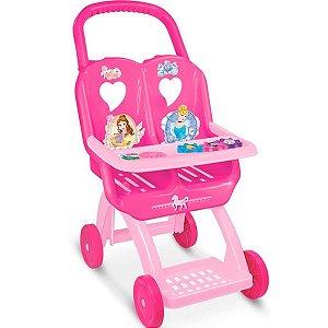 Brinquedo Carrinho de Bonecas Duplo Disney Princesas 2391