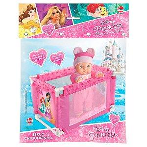 Brinquedo Bercinho Chiqueirinho Princesas Disney Lider 2842