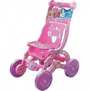 Brinquedo Carrinho de Boneca Disney Princesas da Lider 2390