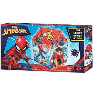 Brinquedo Casinha Centro de Treinamento do Homem Aranha 2534