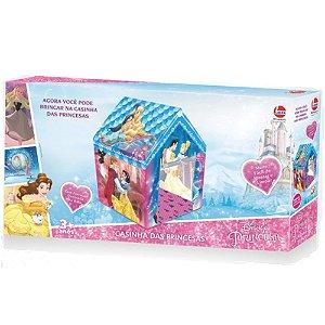 Brinquedo Casinha Infantil Princesas Disney Montavel 2717